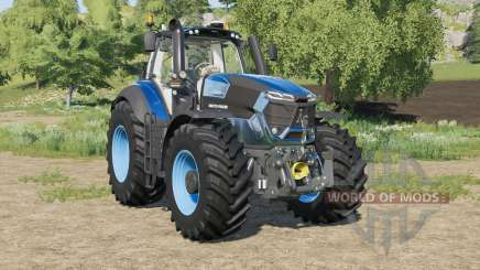 Deutz-Fahr 9-series color choice metallic para Farming Simulator 2017