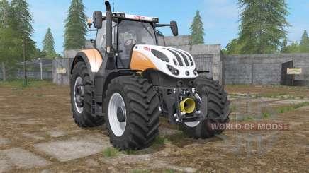 Steyr Terrus 6270 & 6300 CVƬ para Farming Simulator 2017