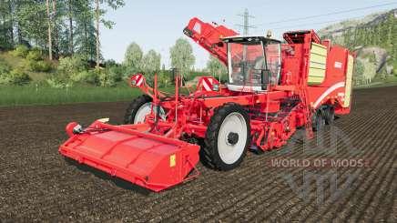 Grimme Varitron 470 capacity 48500 liters para Farming Simulator 2017