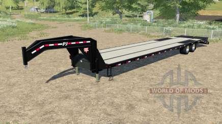 PJ Trailers L3 40ft para Farming Simulator 2017