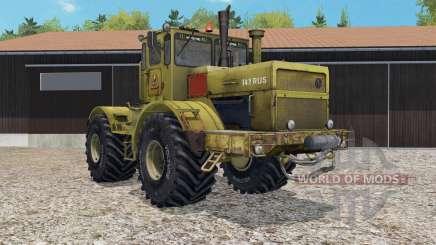 Kirovets K-700A animados mangueras hidráulicas para Farming Simulator 2015