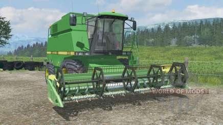 John Deere 2058 & 818 para Farming Simulator 2013