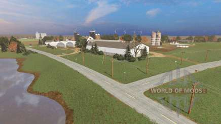 Windchaser Farms para Farming Simulator 2015