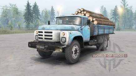 ZIL-8Э130Г 1982 para Spin Tires