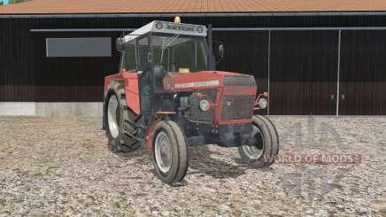 Zetor 8111 dirt para Farming Simulator 2015
