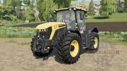 JCB Fastrac 4220 with engine configuration para Farming Simulator 2017