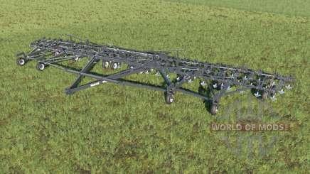 Flexi-Coil ST820 plow v1.1 para Farming Simulator 2017