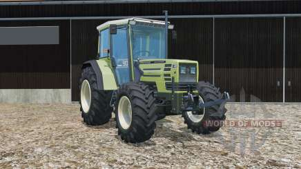 Hurlimann H-488 Turbo FL console para Farming Simulator 2015
