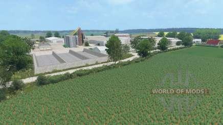 Polish Agrofarm para Farming Simulator 2015