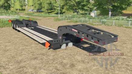 Fontaine Magnitude functioning real lights para Farming Simulator 2017