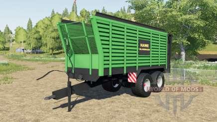 Hawe SLW 45 design selection para Farming Simulator 2017