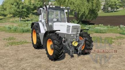 Fendt Favorit 500 Sound Edition para Farming Simulator 2017