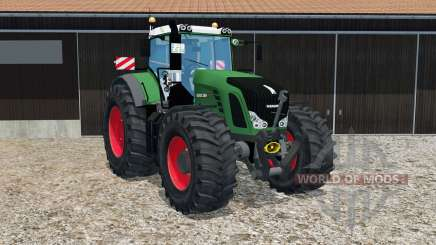 Fendt 939 Vario adjustable rear hitch para Farming Simulator 2015