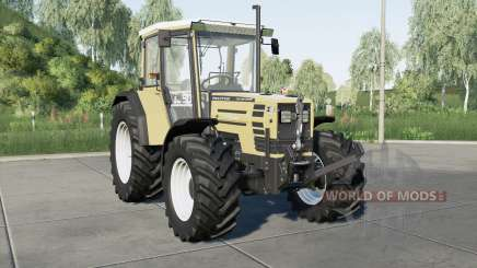 Hurlimann H-488 wheels selection para Farming Simulator 2017