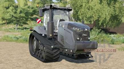 Challenger MT700-series max speed 63 km-h para Farming Simulator 2017
