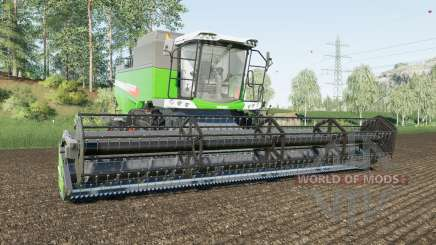 Fendt 6275 L and FreeFlow 25FT para Farming Simulator 2017