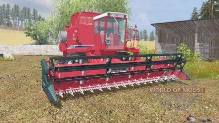 Internacional 1480 de Flujo Axial de tracción total on〡off para Farming Simulator 2013