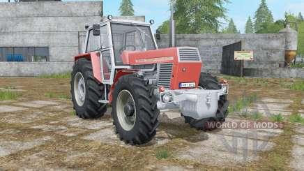 Zetor Crystal 12045 multicolor wheels para Farming Simulator 2017