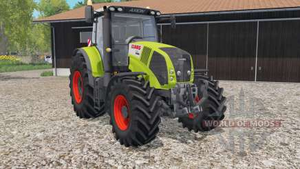 Claas Axion 850 ruedas weightʂ para Farming Simulator 2015