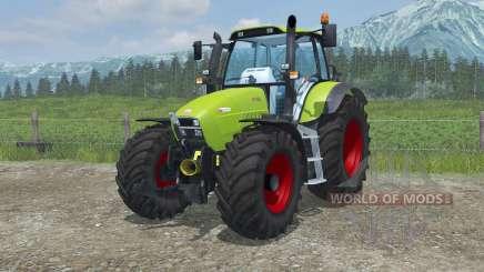 Hurlimann XL 130 en el verde para Farming Simulator 2013