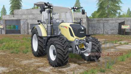 Fendt 300 Vario chip tuning para Farming Simulator 2017