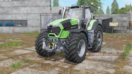 Deutz-Fahr 9000 TTV Agrotron para Farming Simulator 2017