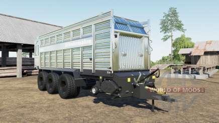 Schuitemaker Rapide 8400W Chrome Edition para Farming Simulator 2017