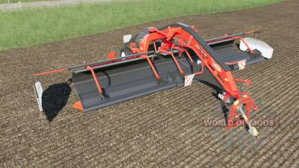 Kuhn Merge Maxx 902 faster operation speed para Farming Simulator 2017