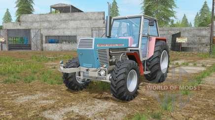 Zetor Crystal 12045 bondi blue para Farming Simulator 2017