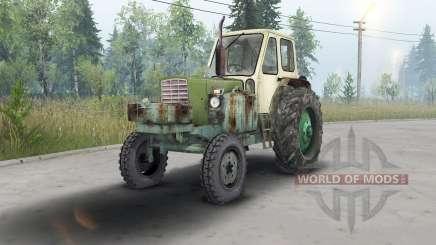 YUMZ-6K amarillo-verde para Spin Tires