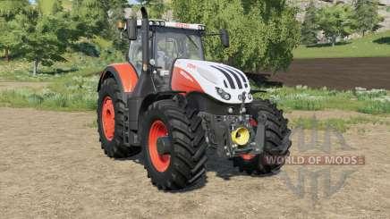 Steyr Terrus CVT US Edition para Farming Simulator 2017