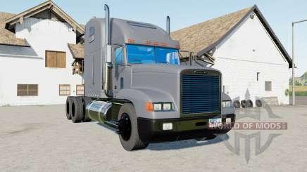 Freightliner FLD 120 oslo gray para Farming Simulator 2017