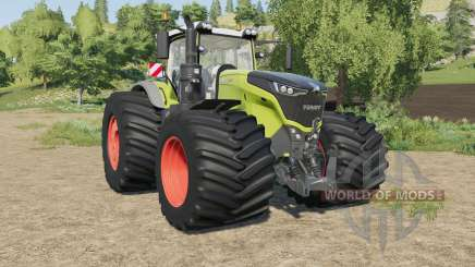 Fendt 1000 Vario VE para Farming Simulator 2017