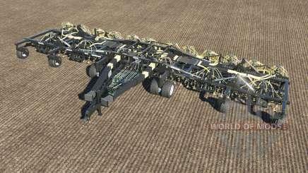 Hatzenbichler Terminator TH18 black version para Farming Simulator 2017