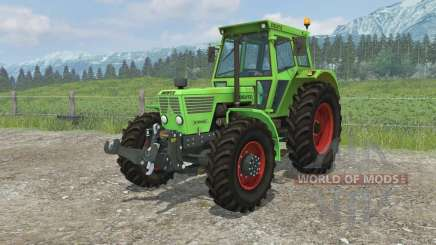 Deutz D 8006 variable width tires para Farming Simulator 2013