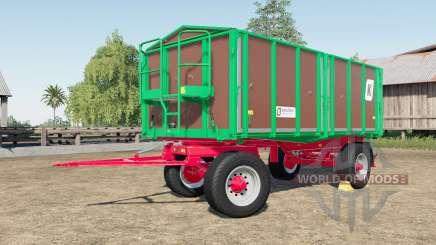 Kroger Agroliner HKD 302 new tire configs para Farming Simulator 2017