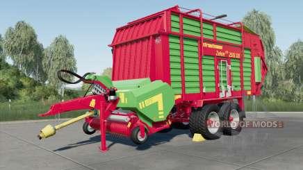 Strautmann Zelon CFS 2501 DO Michelin tires para Farming Simulator 2017