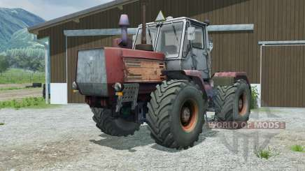T-150K panel de control para Farming Simulator 2013