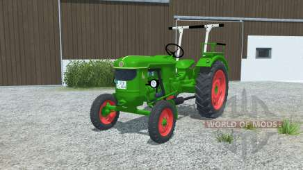 Deutz D 40S MoreRealistic para Farming Simulator 2013