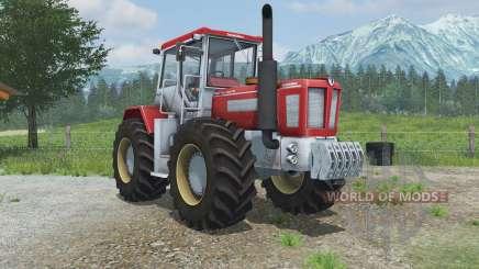 Schluter Profi-Trac 3000 TVL front weight para Farming Simulator 2013