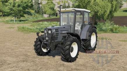 Hurlimann H-488 with FL console para Farming Simulator 2017