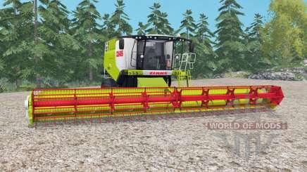Claas Lexion 770 TerraTrac río grandᶒ para Farming Simulator 2015