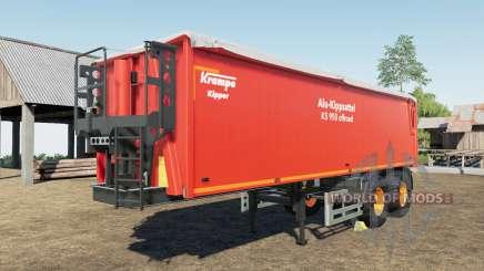 Krampe KS 950 brand configurations para Farming Simulator 2017