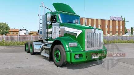 Kenworth T800 Day Cab para Euro Truck Simulator 2