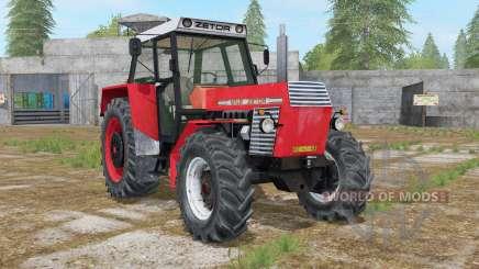 Zetor 12045 coral red para Farming Simulator 2017