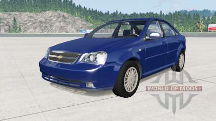 Chevrolet Lacetti 2005 para BeamNG Drive