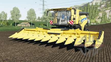 New Holland CR10.90 Revelation para Farming Simulator 2017