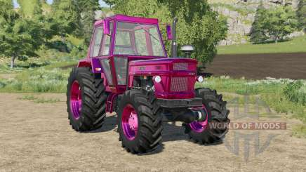 Fiat 1300 DT Snu-Edition better performance para Farming Simulator 2017