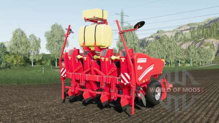 Grimme GL 420 with fertilizer function para Farming Simulator 2017