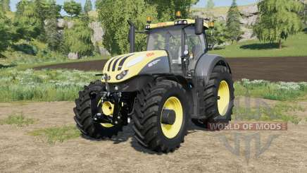 Steyr Terrus CVT colour options added para Farming Simulator 2017